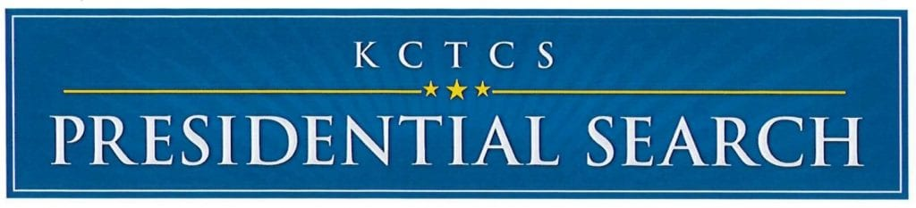 Kentucky Community and Technical College System President Search